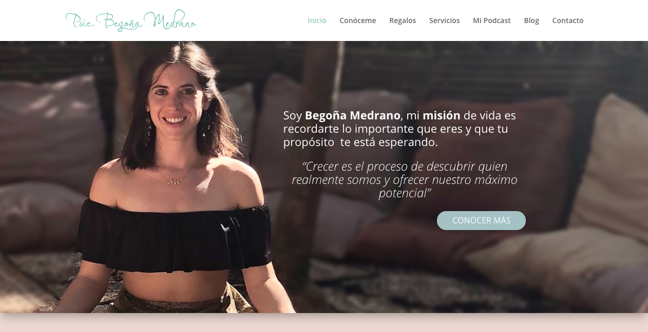 Sitio web y Tienda